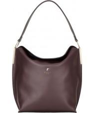 Fiorelli FH8648-AUBERGINE Ladies Rosebury Aubergine Hobo Bag