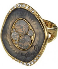 Guess UBR31212-S Ladies Geode Ring - Size S