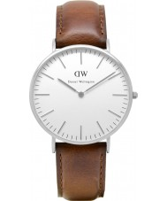 Daniel Wellington DW00100021 Mens Classic 40mm St Mawes Silver Watch