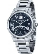 Thomas Earnshaw ES-8050-11 Mens Observatory Silver Steel Bracelet Watch