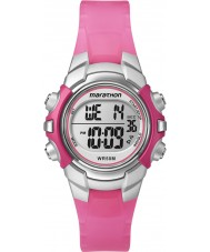 Timex Originals T5K808 Performance Ladies Marathon Pink Chronograph Watch