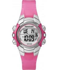 Timex Originals T5K808 Performance Ladies Marathon Pink Chronograph Watch