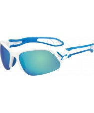 Cebe CBSPRING3 S-Pring White Blue Sunglasses