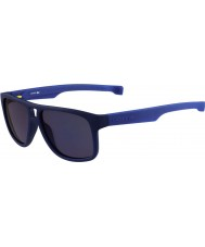 Lacoste Mens L817S Matte Blue Sunglasses