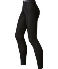 Odlo Ladies Trend Black Long John Baselayer Pants