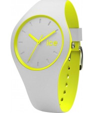 Ice-Watch 001500 Ice Duo Grey Silicone Strap Watch