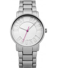 Daisy Dixon DD035SM Ladies Christie Silver Steel Bracelet Watch