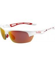 Bolle 12204 Bolt S White Sunglasses