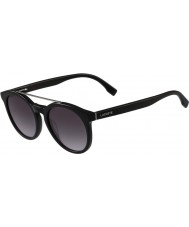 Lacoste L821S Black Sunglasses