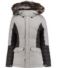 Oneill 655040-8001-S Ladies Feline Silver Melee Jacket - Size S