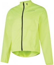 Dare2b DMW351-0M095-XXXL Mens Affusion Fluro Yellow Waterproof Shell Jacket - Size XXXL