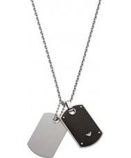 Emporio Armani EGS1601040 Mens Necklace