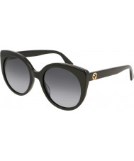Gucci Ladies GG0325S 001 55 Sunglasses