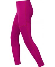 Odlo Kids Violet-Pink Baselayer Pants