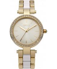 Oasis B1549 Ladies Two Tone Steel Bracelet Watch