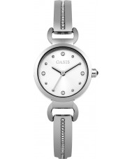 Oasis B1572 Ladies Silver Bracelet Watch