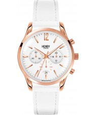 Henry London HL39-CS-0126 Ladies Pimlico White Chronograph Watch