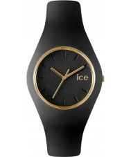 Ice-Watch 000918 Ice-Glam Exclusive Black Silicon Strap Watch