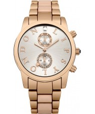 Lipsy LP357 Ladies Nude Rose Gold Tone Watch