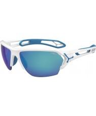 Cebe CBSTL12 S-Track White Sunglasses