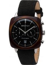 Briston 16140-SA-TV-1-LFB Clubmaster Vintage Watch