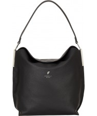 Fiorelli FH8648-BLACK Ladies Rosebury Black Casual Hobo Bag