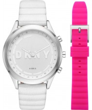 DKNY Minute NYT6103 Ladies Woodhaven Smartwatch Gift Set
