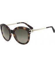 Longchamp Ladies LO604S 214 55 Sunglasses
