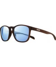Revo RE5019 02BL 55 Hansen Sunglasses
