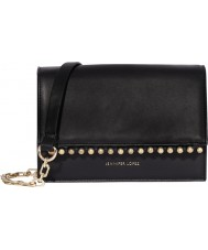 Jennifer Lopez JLH0001-BLACK Ladies South Beach Bag