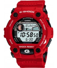 Casio G-7900A-4ER Mens G-Shock G-Rescue Red Watch