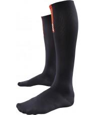 2XU MA2440EBLKXL Mens PWX Black Compression Socks for Recovery - Size XL