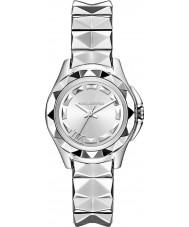 Karl Lagerfeld KL1025 Ladies Karl 7 Silver Steel Bracelet Watch