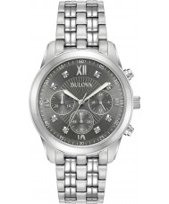 Bulova 96D135 Mens Diamond Watch