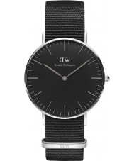 Daniel Wellington DW00100151 Classic Black Cornwall 36mm Watch