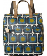 Orla Kiely 17SELBR195-4110-00 Ladies Love Birds Print Backpack