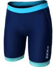 Zone3 Ladies Lava Tri Shorts