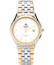 Royal London 41187-04 Mens Classic Two Tone Watch