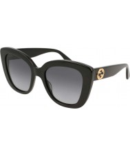 Gucci Ladies GG0327S 001 52 Sunglasses