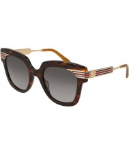 Gucci Ladies GG0281S 002 50 Sunglasses