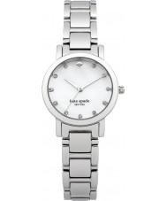Kate Spade New York 1YRU0146 Ladies Gramercy Mini Silver Steel Bracelet Watch