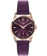 Henry London HL30-US-0076 Ladies Hampstead Purple Watch