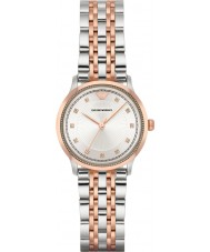 Emporio Armani AR1962 Ladies Classic Two Tone Steel Bracelet Watch
