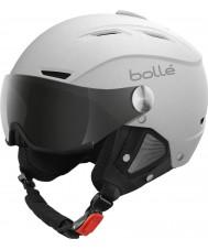 Bolle Backline Visor White Ski Helmet