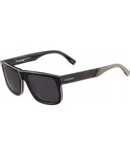 Lacoste Mens L826S Black Sunglasses