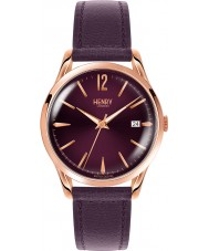 Henry London HL39-S-0080 Ladies Hampstead Purple Watch