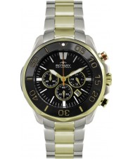 Rotary AGB00067-C-04 Mens Aquaspeed Two Tone Chronograph Sports Watch
