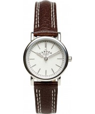 Camden Watch Company CWC-24-11B Ladies No 24 Brown Leather Strap Watch