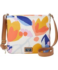 Fossil ZB6564991 Ladies Preston Light Floral Cross Body Bag