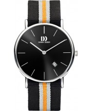 Danish Design Q26Q1048 Mens Multicolour Nylon Strap Watch